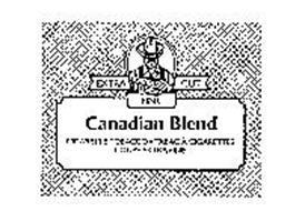 EXTRA FINE CUT CANADIAN BLEND CIGARETTETOBACCO-TABACA CIGARETTES COUPE EXTRA FINE