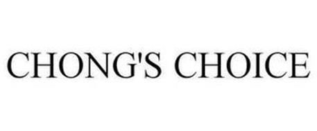 CHONG'S CHOICE
