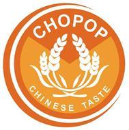 CHOPOP CHINESE TASTE