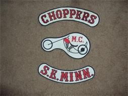 CHOPPERS M.C. S.E. MINN.