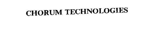 CHORUM TECHNOLOGIES