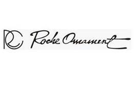RC ROCHE ORNAMENT