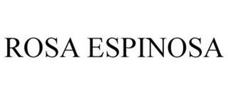 ROSA ESPINOSA