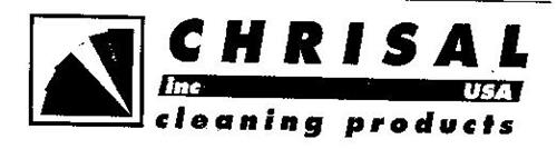 CHRISAL INC USA CLEANING PRODUCTS