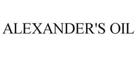 ALEXANDER'S OIL