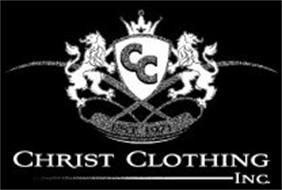 CC EST. 1971 CHRIST CLOTHING INC.