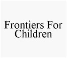 FRONTIERS FOR CHILDREN