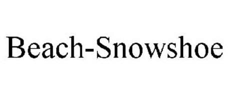 BEACH-SNOWSHOE