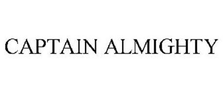 CAPTAIN ALMIGHTY