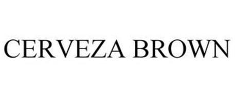 CERVEZA BROWN