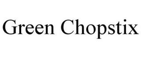 GREEN CHOPSTIX