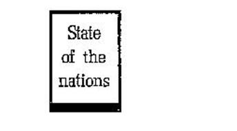 STATE OF THE NATIONS