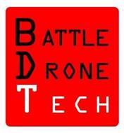 BATTLE DRONE TECH