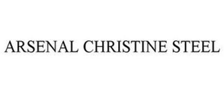 ARSENAL CHRISTINE STEEL