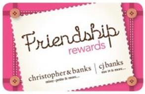 FRIENDSHIP REWARDS CHRISTOPHER & BANKS MISSY PETITE & MORE... CJ BANKS SIZE 14 & MORE...