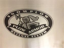 PLOW ARMOR SNOW PLOW DEFENSE SYSTEM