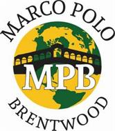 MARCO POLO BRENTWOOD MPB