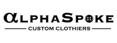 ALPHASPOKE CUSTOM CLOTHIERS