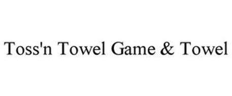 TOSS'N TOWEL GAME & TOWEL