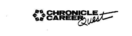 CHRONICLE CAREER QUEST