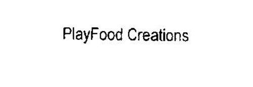 PLAYFOOD CREATIONS