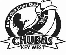 SUNS OUT BUNS OUT! CHUBBS KEY WEST