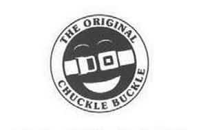 THE ORIGINAL CHUCKLE BUCKLE