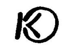 k trademark of chugai seiyaku kabushiki kaisha serial