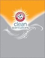 ARM & HAMMER THE STANDARD OF PURITY CLEAN SCENTSATIONS