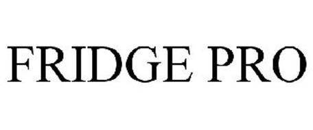 FRIDGE PRO