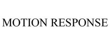 MOTION RESPONSE