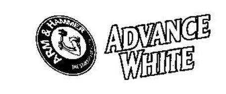ADVANCE WHITE ARM & HAMMER THE STANDARDOF PURITY