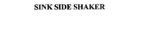 SINK SIDE SHAKER