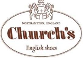 NORTHAMPTON, ENGLAND CHURCH'S ENGLISH SHOES