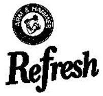 ARM & HAMMER THE STANDARD OF PURITY REFRESH