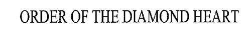 ORDER OF THE DIAMOND HEART