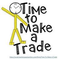 TIME TO MAKE A TRADE