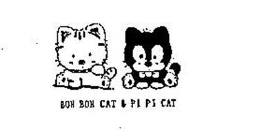 BON BON CAT & PI PI CAT