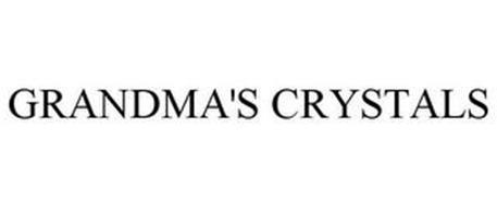 GRANDMA'S CRYSTALS