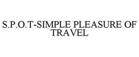 S.P.O.T-SIMPLE PLEASURE OF TRAVEL