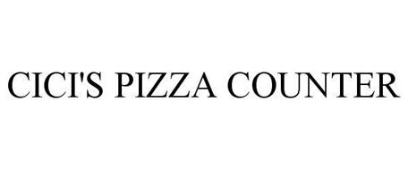 CICI'S PIZZA COUNTER