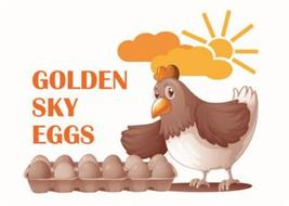 GOLDEN SKY EGGS