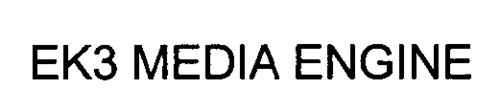 EK3 MEDIA ENGINE