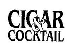 CIGAR & COCKTAIL