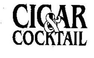 CIGAR & COCKTAIL