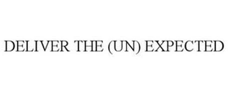 DELIVER THE (UN) EXPECTED