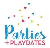 PARTIES PLUS PLAYDATES