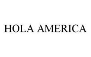 HOLA AMERICA