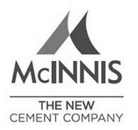 MCINNIS THE NEW CEMENT COMPANY