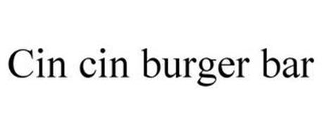 CIN CIN BURGER BAR